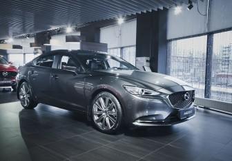 Mazda 6 Sedan в Москве