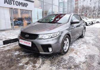 Kia Cerato Coupe в Москве