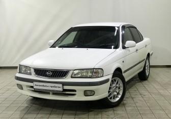 Nissan Sunny Sedan в Новосибирске