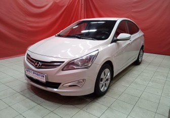 Hyundai Solaris Sedan в Санкт-Петербурге