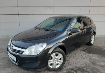 Opel Astra Hatchback в Екатеринбурге