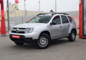 Renault Duster в Ростове-на-Дону
