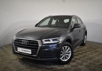 Audi SQ5 в Санкт-Петербурге