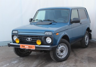 LADA (ВАЗ) 2121 (4x4) в Балашихе