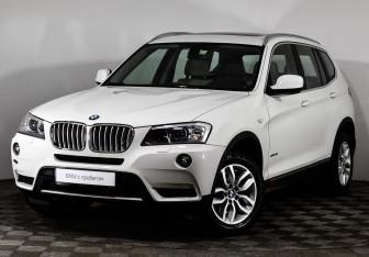 BMW X3 M в Москве