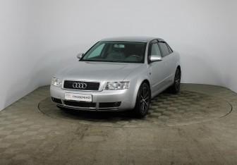 Audi A4 Sedan в Москве
