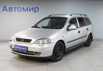 Opel Astra Wagon в Байкальске