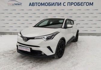 Toyota C-HR в Ижевске