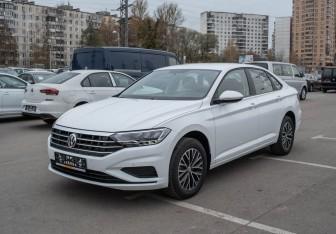 Volkswagen Jetta Sedan в Москве
