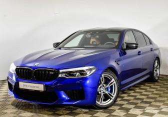 BMW M5 Sedan в Москве