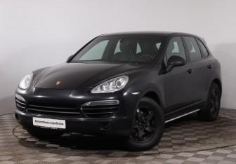Porsche Cayenne в Санкт-Петербурге