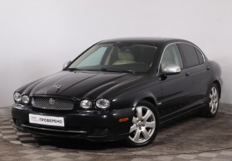 Jaguar X-Type Sedan в Санкт-Петербурге