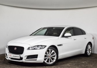 Jaguar XF Sedan в Москве
