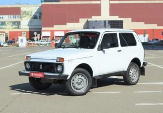 LADA (ВАЗ) 2121 (4x4) в Краснодаре