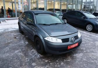 Renault Megane Sedan в Иваново