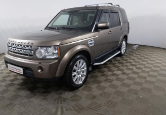 Land Rover Discovery в Уфе