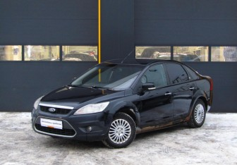 Ford Focus Sedan в Москве