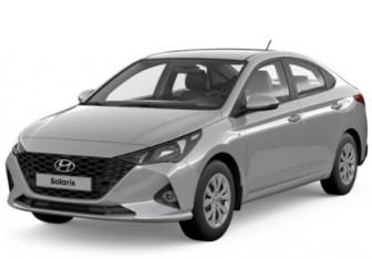 Hyundai Solaris Sedan в Москве