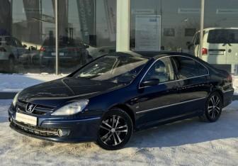 Peugeot 607 в Новосибирске