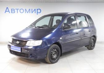 Hyundai Matrix в Байкальске