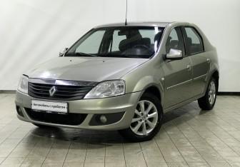 Renault Logan Sedan в Новосибирске