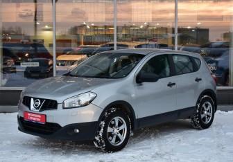 Nissan Qashqai в Архангельске