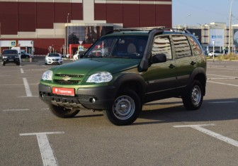 Chevrolet Niva в Краснодаре