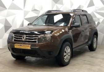 Renault Duster в Кирове