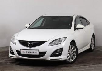Mazda 6 Liftback в Санкт-Петербурге