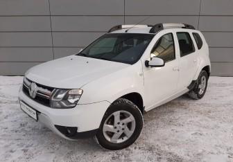 Renault Duster в Екатеринбурге