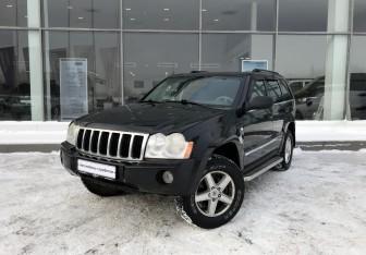 Jeep Grand Cherokee в Новосибирске