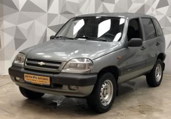 Chevrolet Niva в Кирове