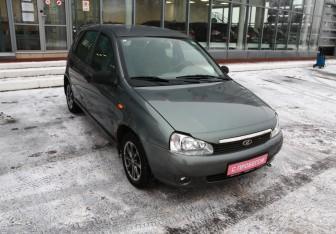 LADA (ВАЗ) Kalina Hatchback в Иваново