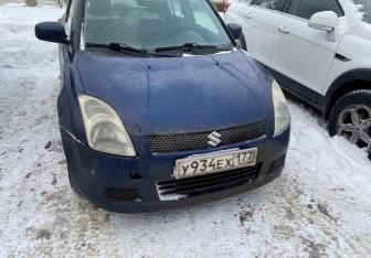 Suzuki Swift Hatchback в Москве