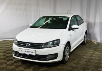 Volkswagen Polo Sedan в Санкт-Петербурге