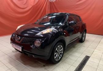 Nissan Juke в Санкт-Петербурге