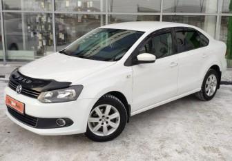 Volkswagen Polo Sedan в Новосибирске