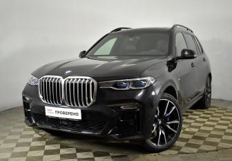 BMW X7 в Санкт-Петербурге