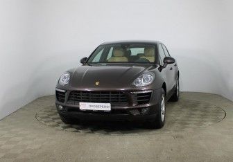 Porsche Macan в Москве