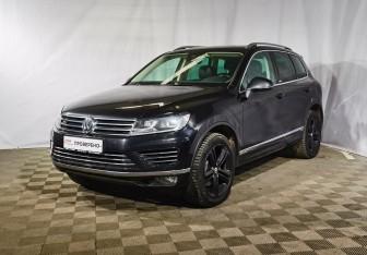 Volkswagen Touareg в Санкт-Петербурге