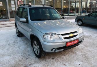 Chevrolet Niva в Иваново