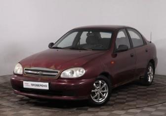 Chevrolet Lanos в Санкт-Петербурге