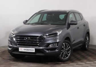 Hyundai Tucson в Санкт-Петербурге