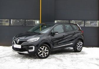 Renault Kaptur в Москве