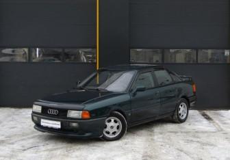 Audi 80 Sedan в Москве