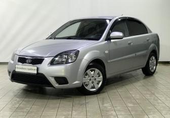 Kia Rio Sedan в Новосибирске