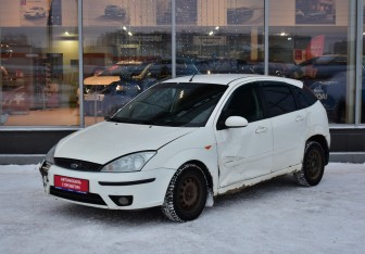Ford Focus Hatchback в Архангельске