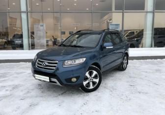 Hyundai Santa Fe в Новосибирске
