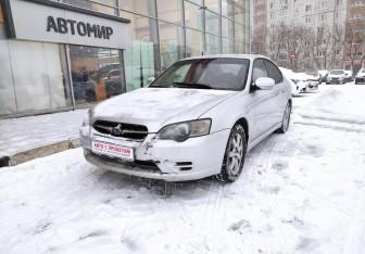 Subaru Legacy Sedan в Москве
