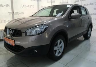 Nissan Qashqai в Перми